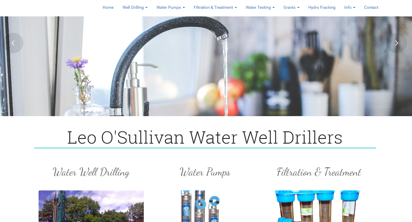 Leo O'Sullivan Water Well Drillers