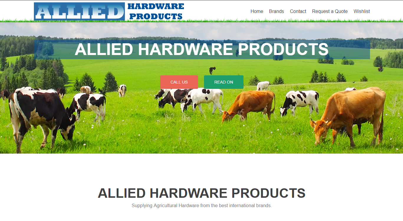 Allied Hardware Products