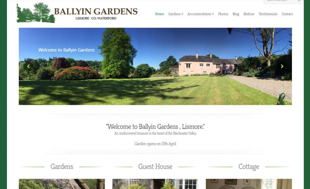 Ballyin Gardens Lismore