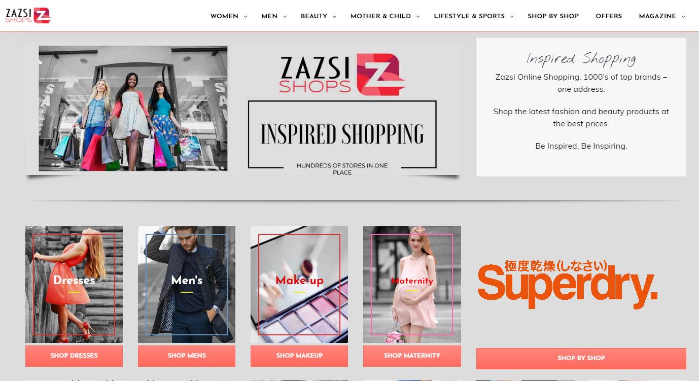 Zazsi Shops
