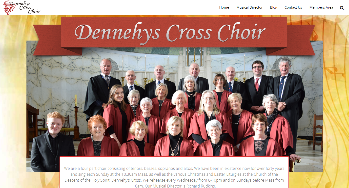 Dennehy's Cross Choir