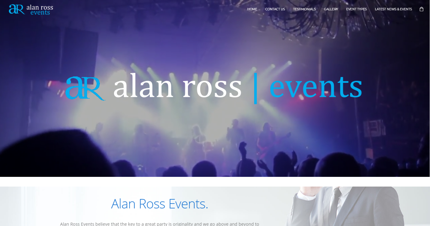 Alan Ross Events